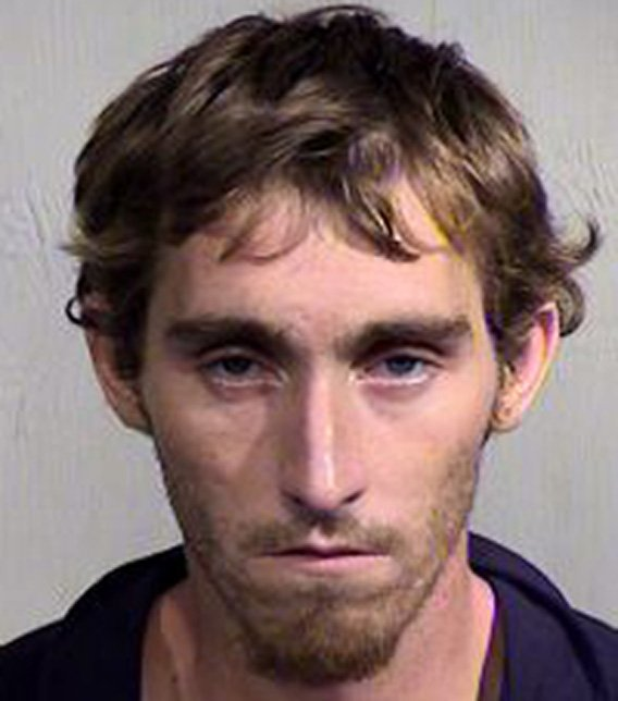 Justin Durbin (Source: Maricopa County Sheriff's Office)