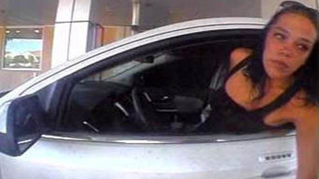 Surveillance image of the suspect at TruWest Credit Union. (Source: Silent Witness)