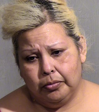 Elizabeth Rodriguez-Alvarez (Source: Maricopa County Sheriff's Office)