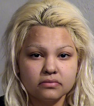 Lizzette Vargas (Source: Maricopa County Sheriff's Office)