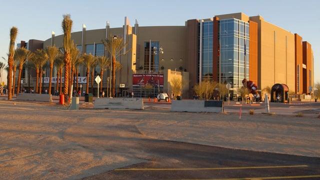 Jobing.com Arena (Source: Arizona Coyotes)