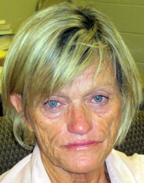 Kathleen Jardine, 57, is suspected of being drunk while teaching a math class at Poston Butte High School in San Tan Valley. (Source: Pinal County Sheriff's Office)