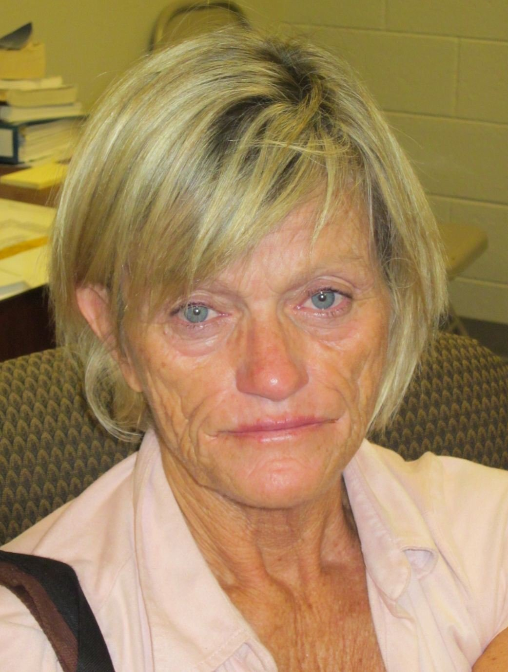 Kathleen Jardine, 57, accused of drinking in class. (Courtesy: PCSO)