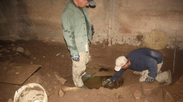 The tunnel was located near the DeConcini Port of Entry. (Source: U.S. Customs and Border Protection)