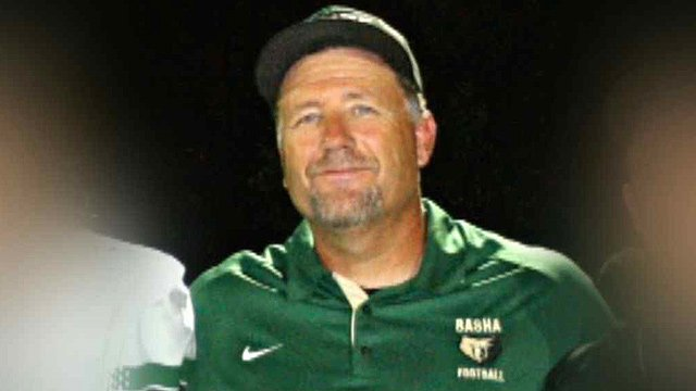 Gilbert police said coach Tim Rutt is listed as a suspect in a case involving possible theft from the school's booster club. (Source: CBS 5 News)