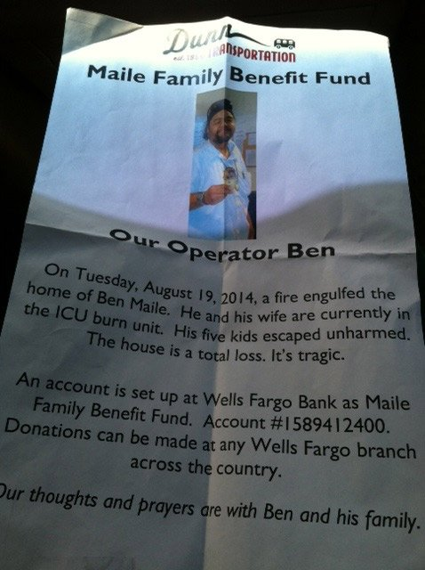 A benefit fund has been set up for the Maile family. (Source: CBS 5 News)