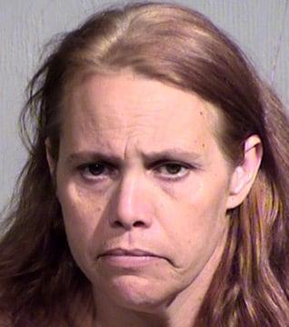Billie Jean Perez,, 40. Source: Maricopa County Sheriff's Office)