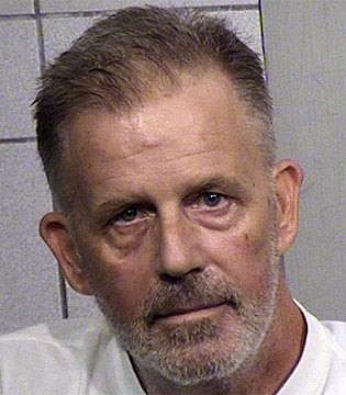 Michael Cherney was arrested by MCSO deputies Sept. 18 and booked into the 4th Avenue Jail on charges of manslaughter, aggravated assault and possession of marijuana and paraphernalia. (Source: Maricopa County Sheriff's Office)