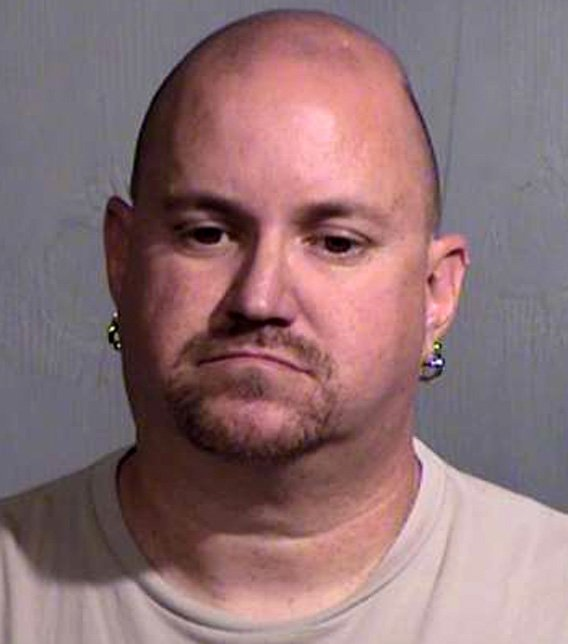 Stewart Rooker (Source: Maricopa County Sheriff's Office)