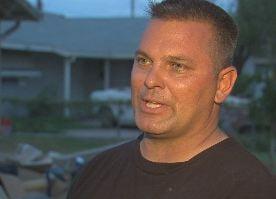 Phoenix police officer Glenn Branham.