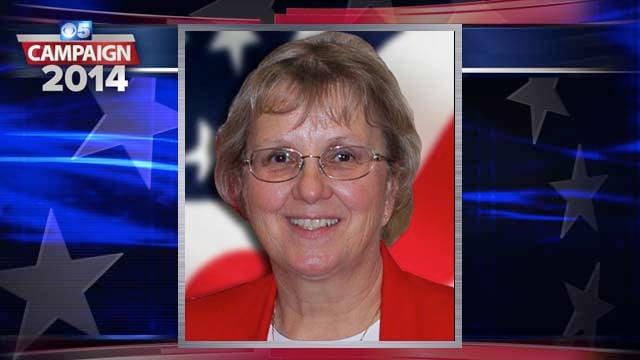 Republican Diane Douglas