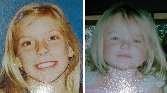 Haley Churney, 14, left, and Brittany Marshal, 5, of Sierra Vista, were reported missing early Wednesday morning. (Source: Cochise County Sheriff's Office)