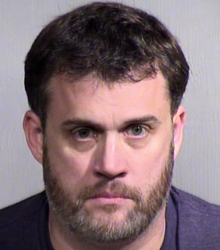 Gregory Holmberg. (Source: Maricopa County Sheriff's Office)