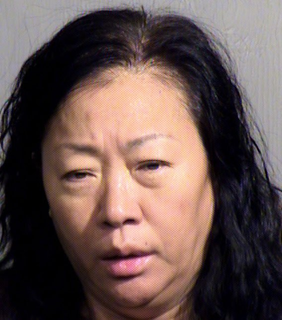 Sara Park (Source: Maricopa County Sheriff's Office)