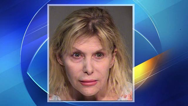 Carol Ann Sacca pleaded guilty to manslaughter in connection with the wrong-way crash on Loop 101 in August in which a motorcyclist was killed. (Source: Maricopa County Sheriff's Office)