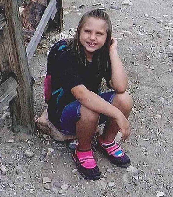 She was reported missing at around 1:30 a.m. Tuesday. (Source: Bullhead City Police Department)