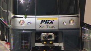 The 1 millionth rider of the Phoenix Sky Train at Sky Harbor Airport is expected Monday. (Source: CBS 5 News)