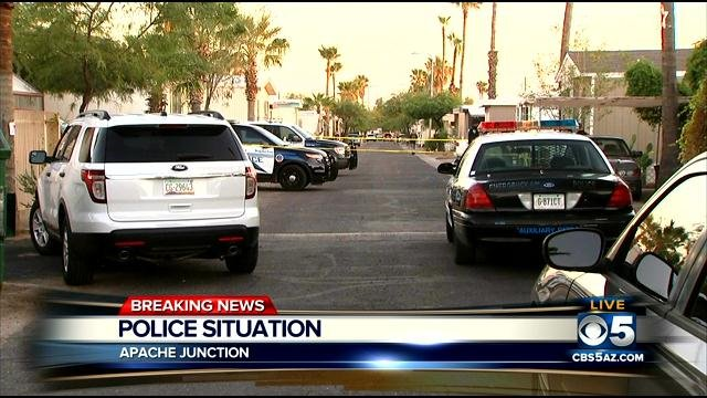 Man Questioned After Womans Body Found Under AJ Mobile Home - Apache junction car show