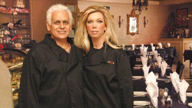 Samy and Amy Bouzaglo (Source: Amy's Baking Company)