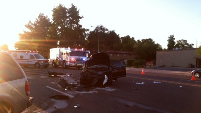 2 hurt in scottsdale multi vehicle crash for Department of motor vehicles columbia sc