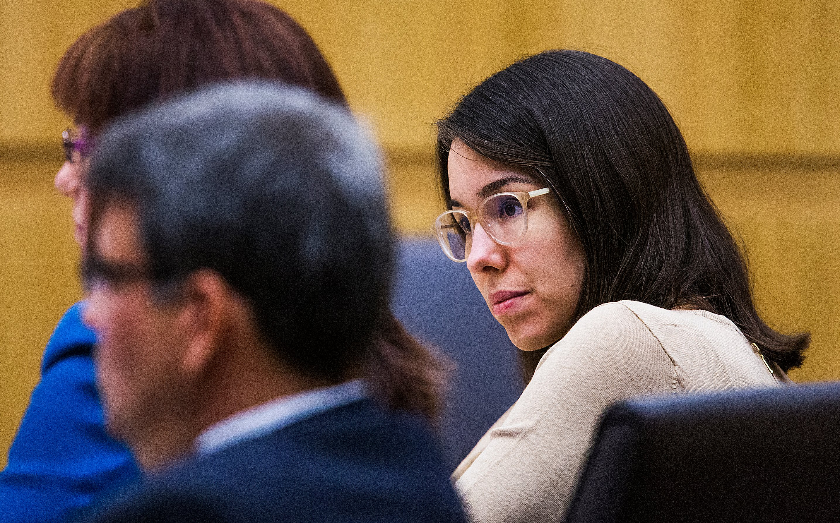 Juan martinez prosecuting attorney biography - Jodi Arias During Opening Arguments Of Her Penalty Phase Retrial On Oct 21 2014