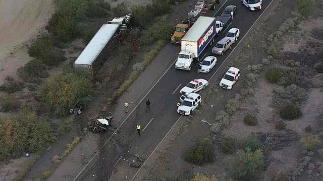 Car Accident Near Benson Az