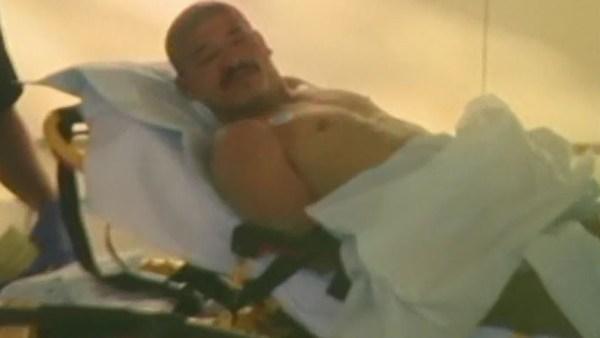 The suspect is 54-year-old Luis Enrique Monroy-Bracamonte.