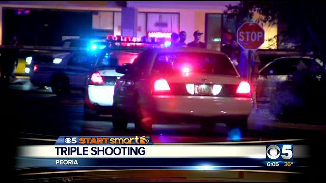 New Year's Eve shootings kill 1 in Mesa, 3 hurt in Glendale