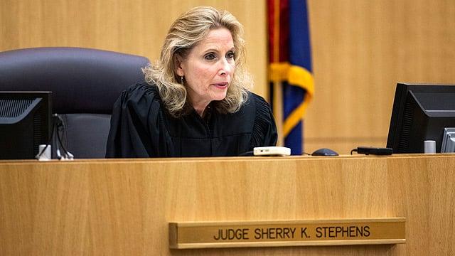 Judge Sherry Stephens
