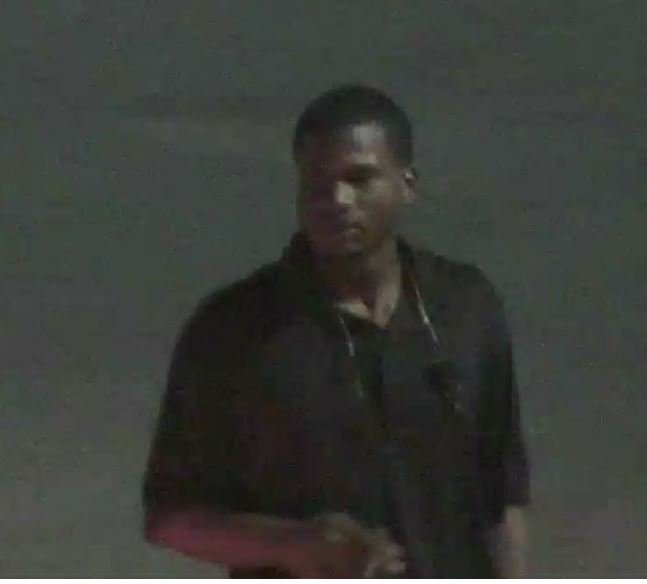 Gila River police are searching for this man believed to be involved with a shooting Friday.