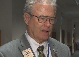 Rep. Noel Campbell (CBS 5 News)