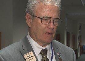 Rep. Noel Campbell (CBS 5 News)