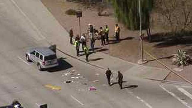 1 pedestrian killed, 1 hurt in Scottsdale accident - WSMV ...