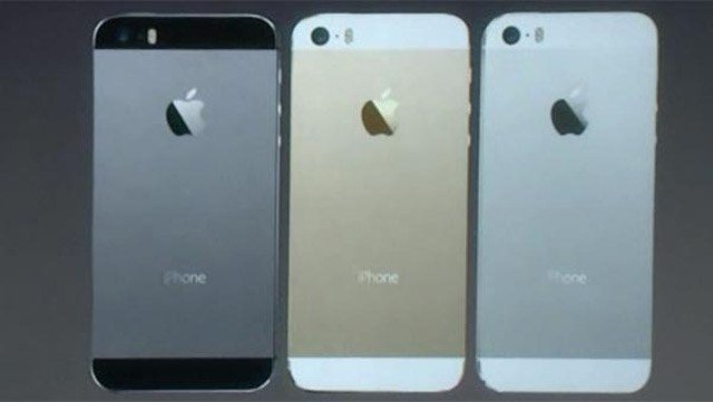 The iPhone 5S was released Friday at Apple stores and mobile carriers. (Source: CNN)