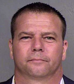 Richard Chrisman booking photo. (Source: Maricopa County Sheriff's Office)