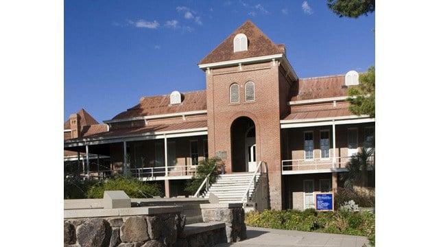 Old Main, University of Arizona. (Source: University of Arizona)