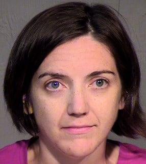 Siobhan Grogan. (Source: Chandler Police Department)