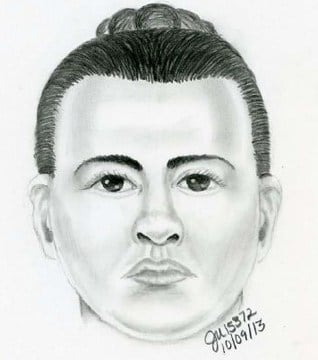Pinal County deputies are looking for the woman in this sketch and her accomplice, suspected in a Sept. 25 home invasion in San Tan Valley. (Source: Pinal County Sheriff's Office)