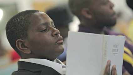 Davion Henry has lost weight and improved his grades in an effort to find an adoptive family. (Source: CNN)