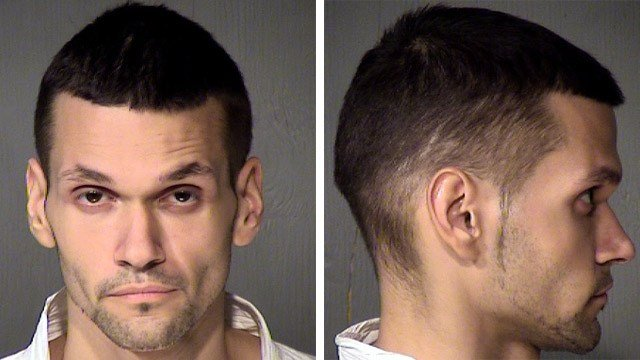 Jason Neal told police he and the victim, Robert Bickford, had been roommates. (Source: Maricopa County Sheriff's Office)