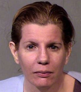 Jennifer Dempsey passed herself off as a 16-year-old girl on Facebook and contacted two boys 14 and 16 years old to meet them for sex between November 2012 and February, police say. (Source: Maricopa County Sheriff's Office)