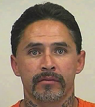 Angelo Martinez is suspected of stabbing a man and then taking his 6-year-old nephew into the desert. (Source: Casa Grande Police Department)
