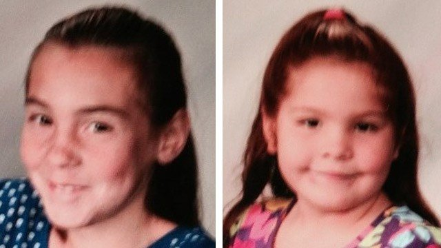 Samantha, left, and Desiree Gutierrez (Source: Mohave County Sheriff's Office)