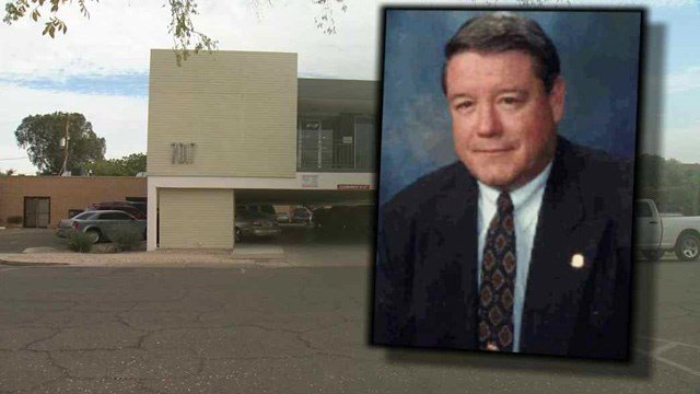 A law pushed by former Arizona House Speaker Jim Weiers benefits him in his private business. (Source: CBS 5 News)