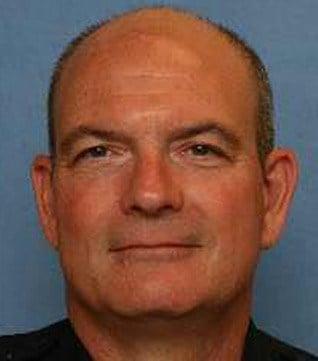 Former Phoenix Police Lt. Bob Sparks. (Source: Phoenix Police Department)