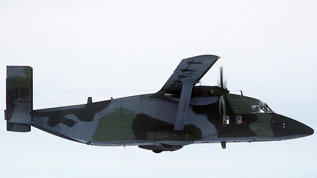 C-23B Sherpa. (Source: Wikipedia)