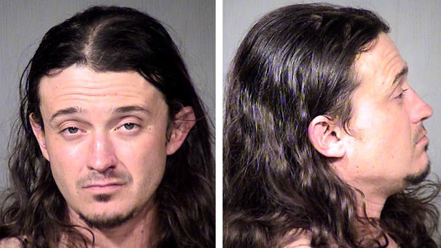 Brenden Michael Fairbanks. (Source: Maricopa County Sheriff's Office)