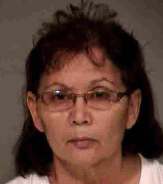 Sanjuanita Carabajal (Source: Gilbert Police Department)