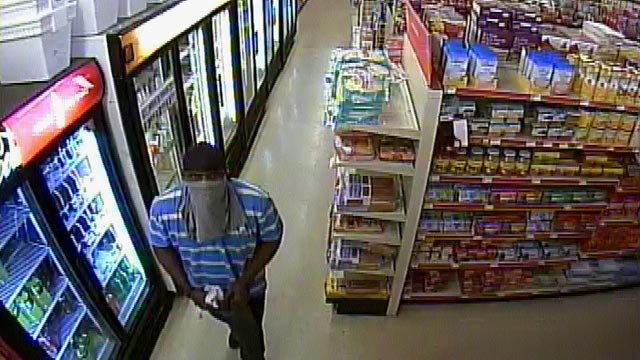 Burglary suspect. (Source: Glendale Police Department)