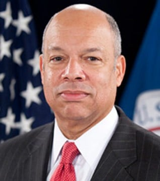 Homeland Secretary Jeh Johnson is expected to visit Douglas and Tucson on Wednesday. (Source: U.S. Department of Homeland Security)